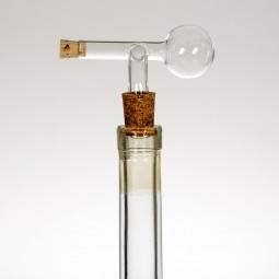 Glaskugel Ausgießer